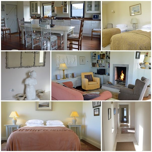 Holiday home at Boolard, Clifden, Connemara.