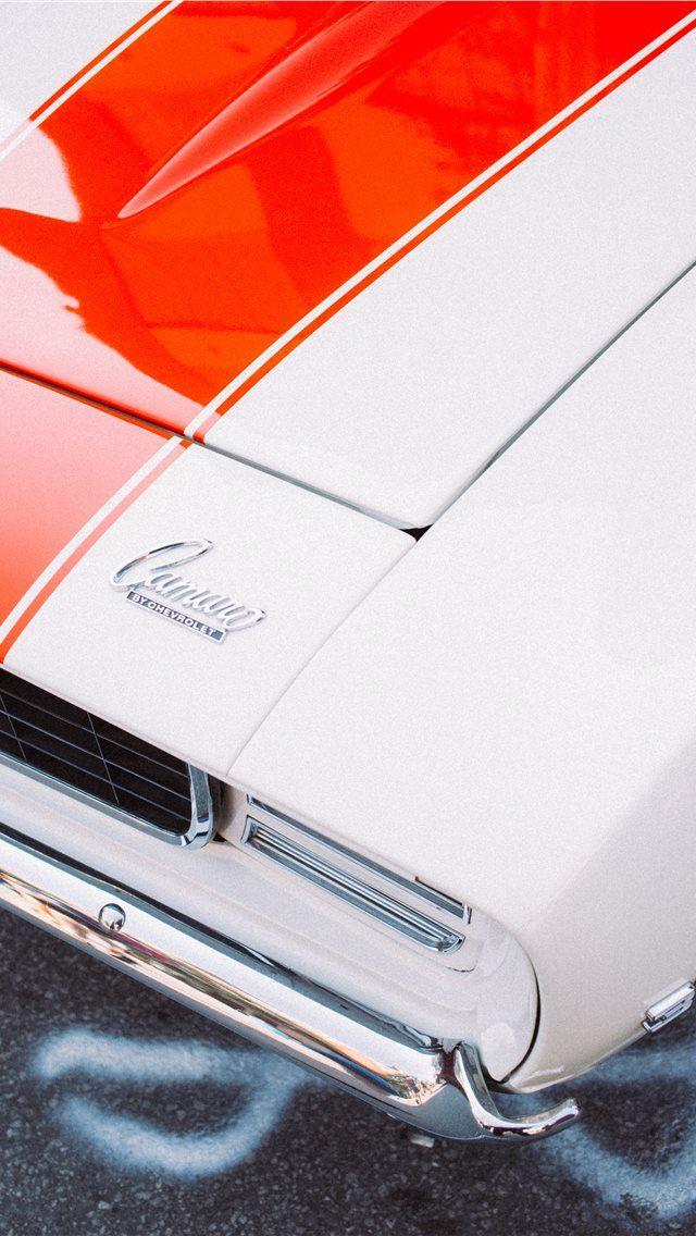 Classic Cars Camaro iPhone se Wallpaper Download   iPhone Wallpapers, iPad wallp…