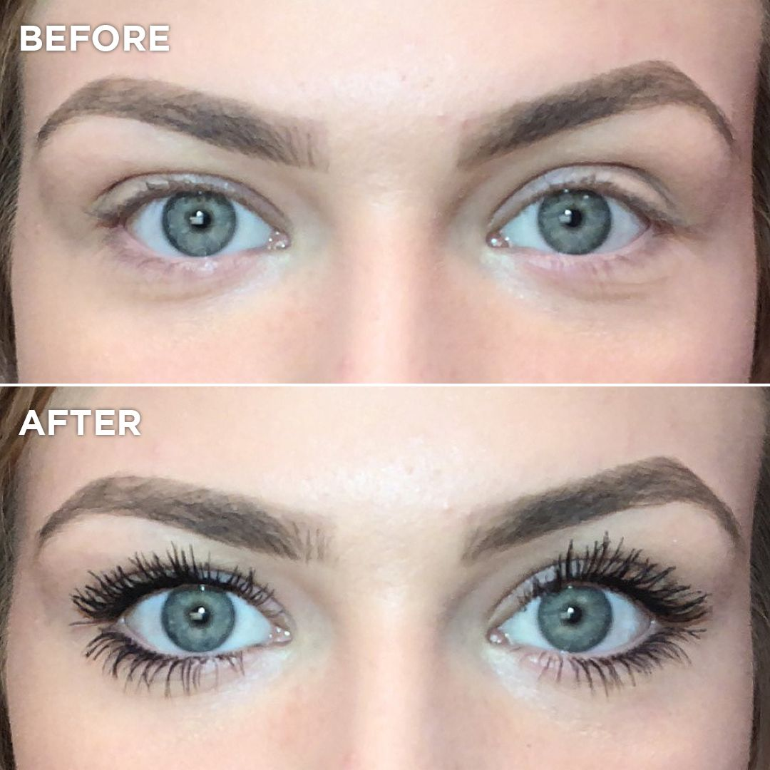Check out this amazing before and after featuring Love at 1st Lash ...