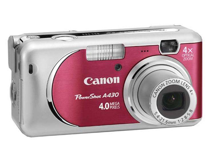 canon powershot a430 red first digital photocamera pinterest rh pinterest com Canon PowerShot SX400 Canon PowerShot SX400