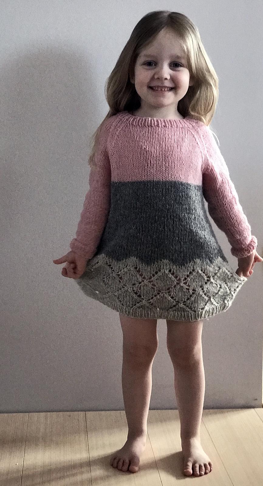 Ravelry Hipster Sweater Dress By Randi Hjelm Debes Sweater Dress Pattern Knitted Sweaters Knitting Sweaters Diy [ 1600 x 866 Pixel ]