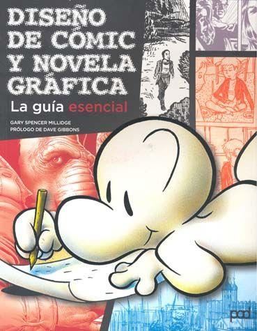 Diseño de Cómic y novela gráfica - La guía esencial [Gary Spencer]