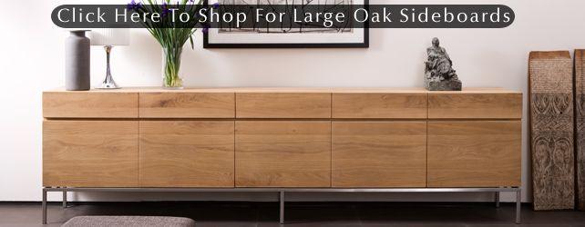 Long Low Sideboard