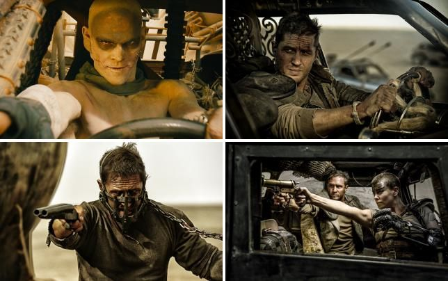 Image result for mad max warriors