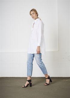 Show details for Shannon Shirt  - White