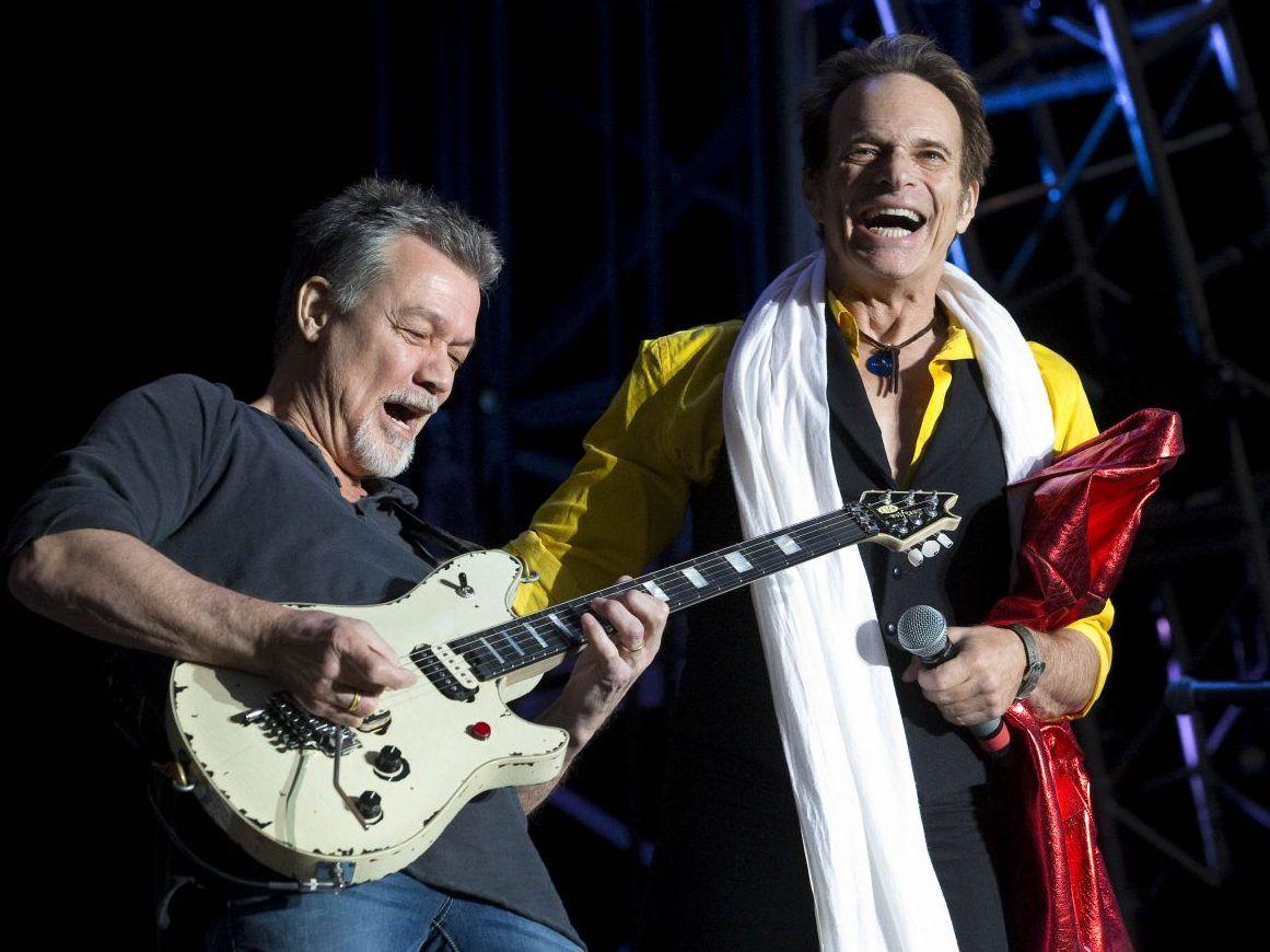 David Lee Roth Believes Van Halen S Touring Days Are Done In 2020 Van Halen David Lee Roth Eddie Van Halen