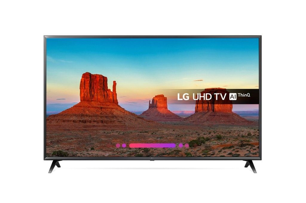 Smart Tv De 65 Pulgadas Lg 65uk6300 Con Resolucion 4k Por 599 99