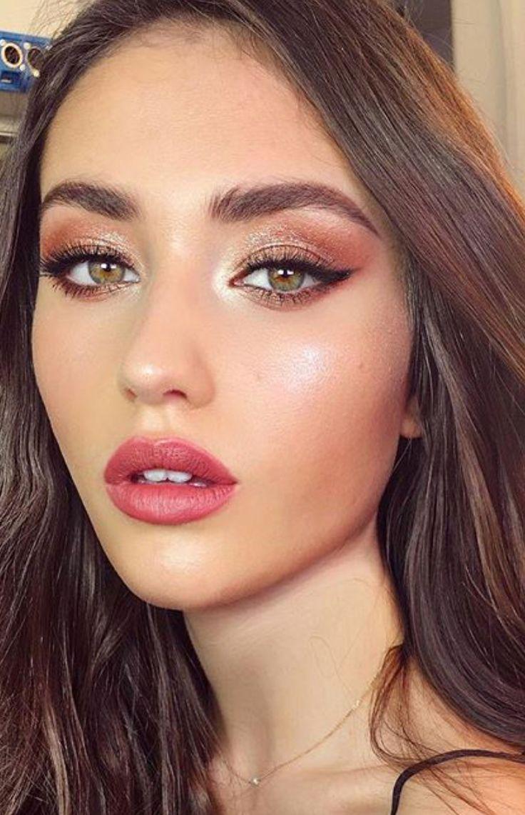 Charlotte Tilbury makeup. Beautiful Faces in 2019