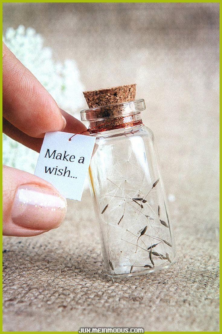 Tolle Zeugen Sie verknüpfen Wunsch Eine Flasche magischer Charme Ein personalisiertes Geschen... #personalisiertegeschenke