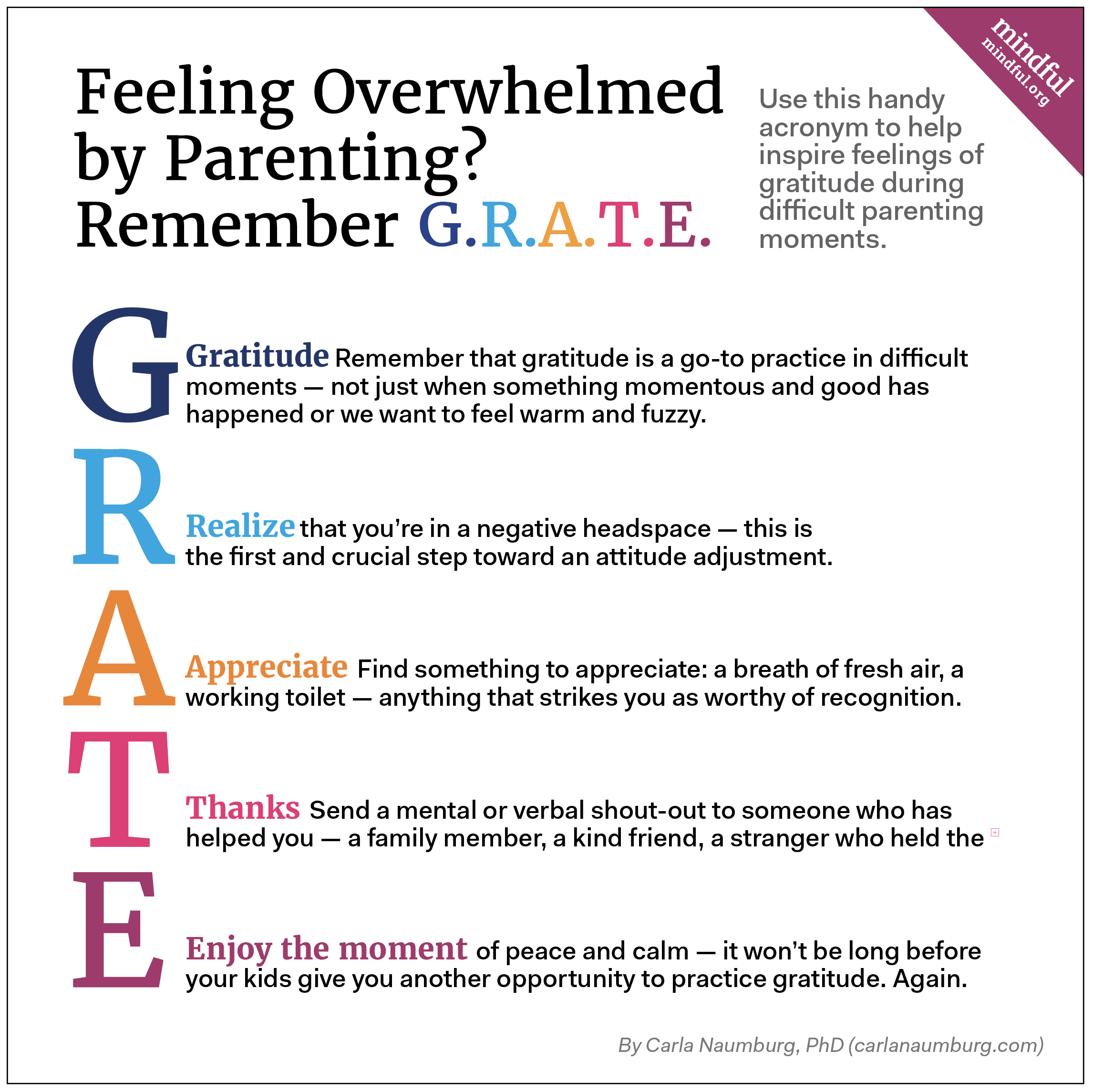The Power Of Gratitude In Parenting