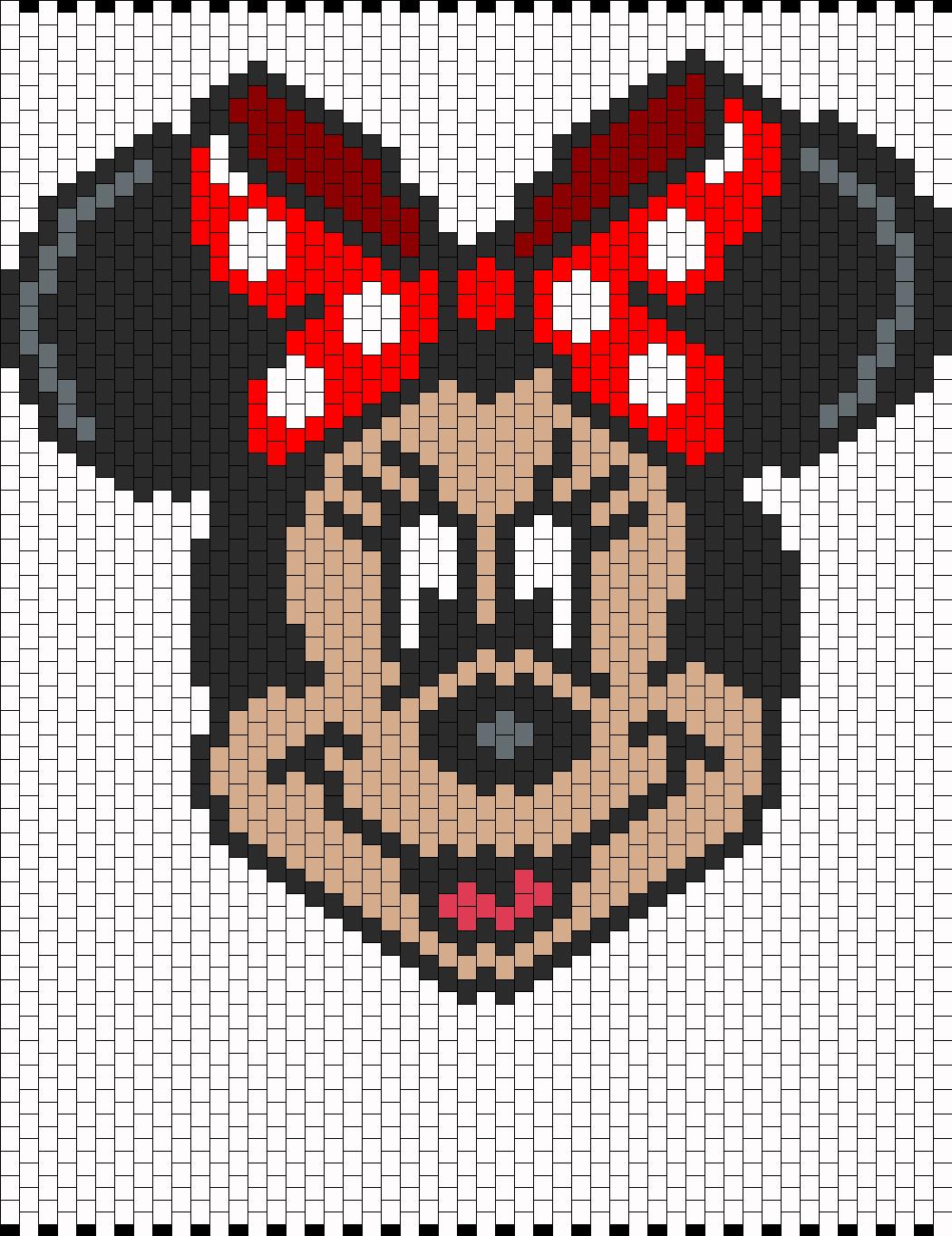 Huge Pixel Art Templates Minecraft Circle Template Inspirational