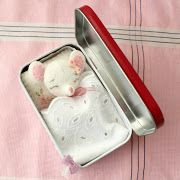 Tiny Mouse in a Tin