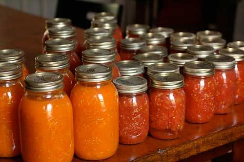 Over 50 Canning Recipes In Seasonal Order