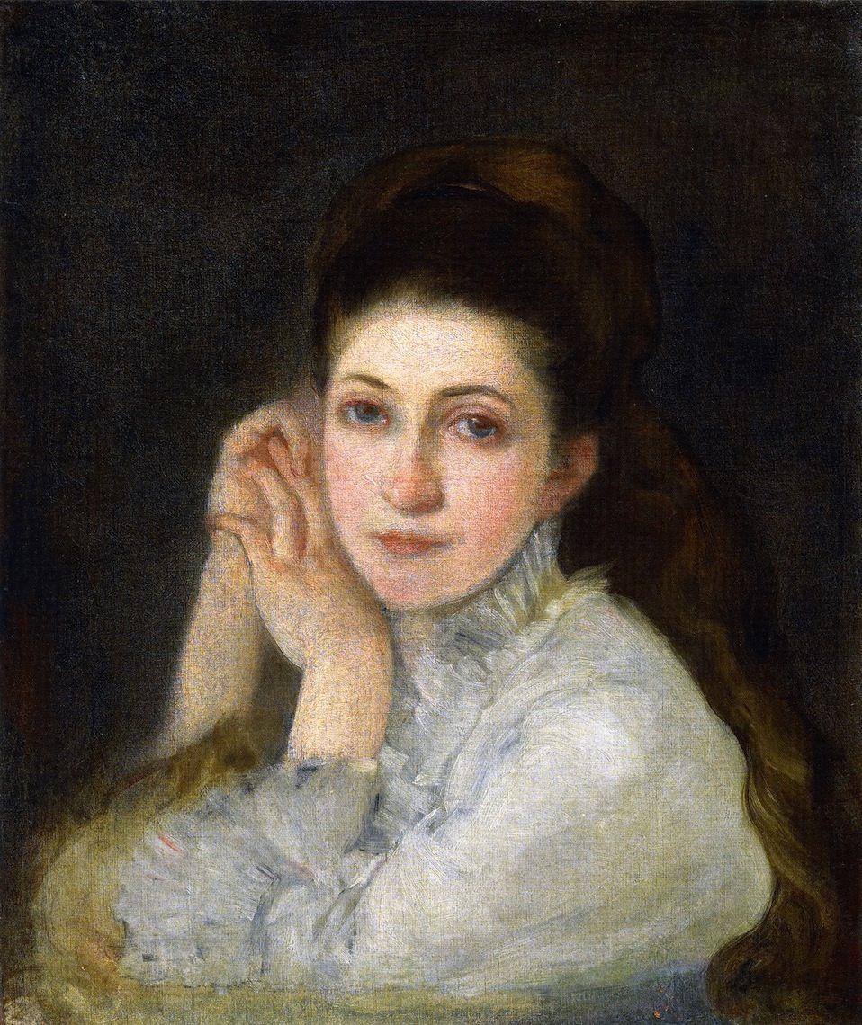 Marie Bracquemond - Portrait de Louise