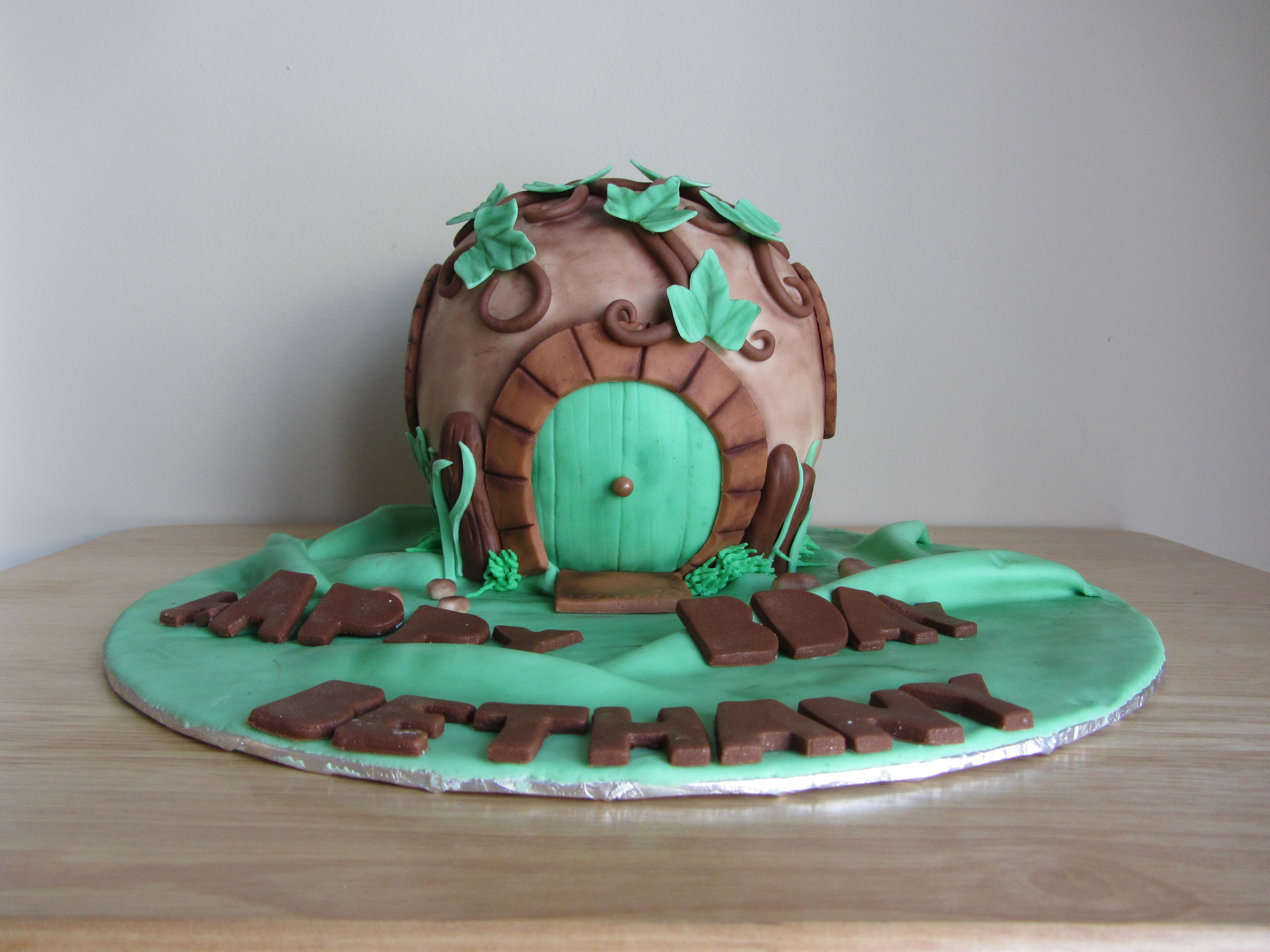 The Hobbit Birthday Cake For More Httpsfacebook