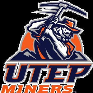 Pin By Unisunn 144 College Football B On Utep University Of Texas At El Paso Miners College Football Logos Football Logo Sports Team Logos