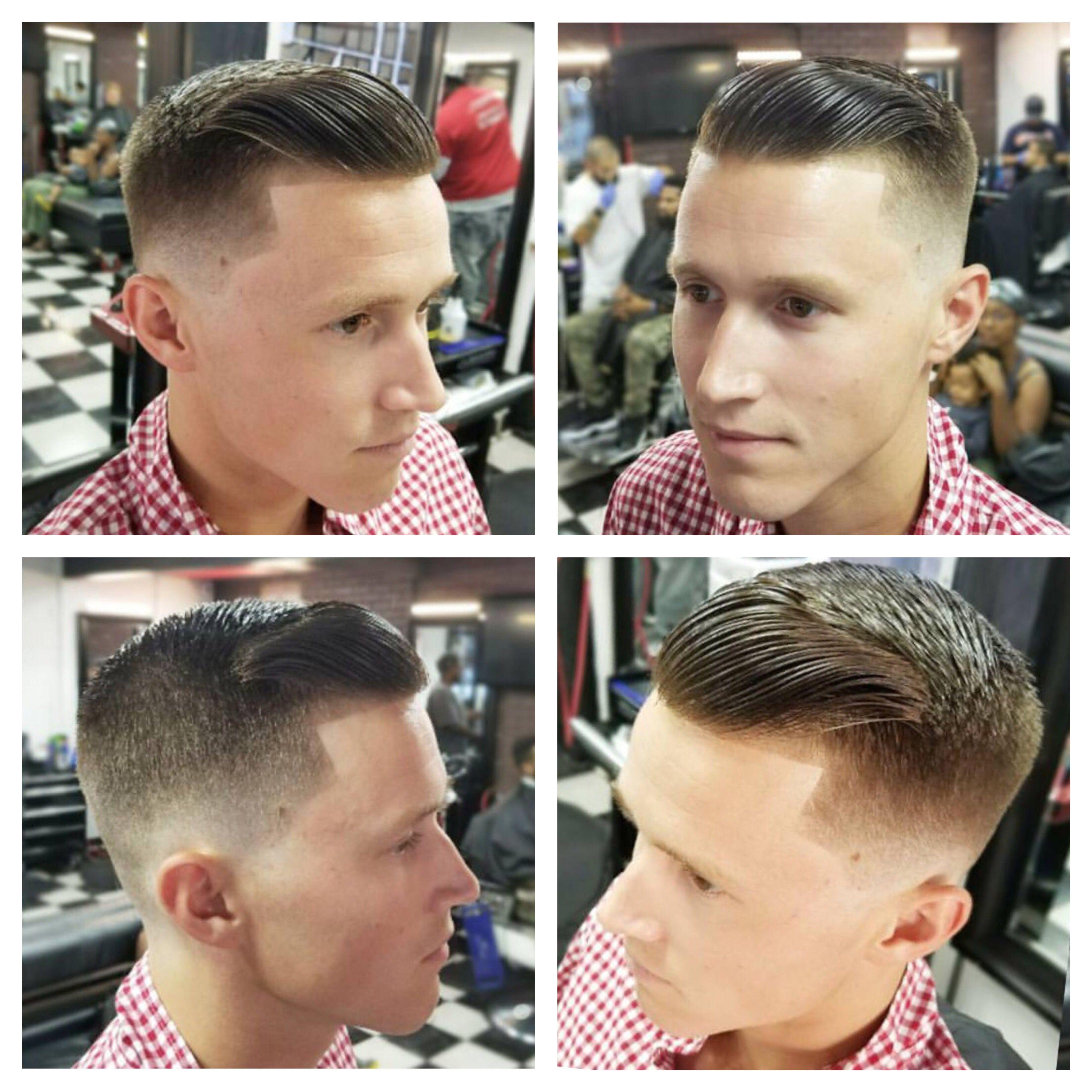 Freshkutz Platinumkutz Barbershop Follow Platinum Style