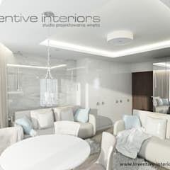 Photo of Salotto classico di interni fantasiosi classico marmo omify
