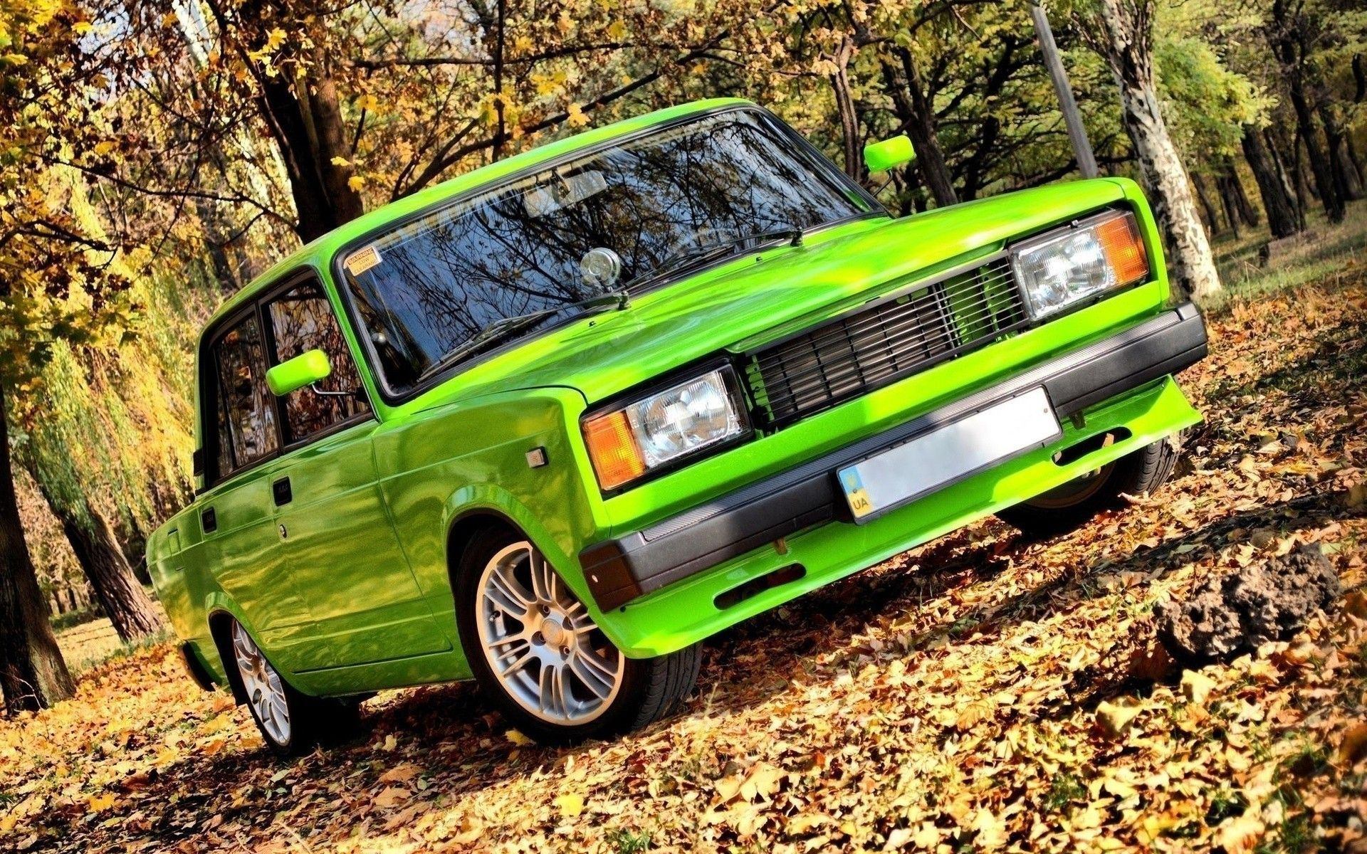 Lada 2107 Russians Cars Old Car Russian Wallpaper Old Cars Car Wallpapers Car