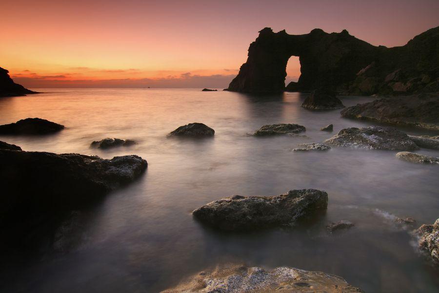 Arco del rey, Cabo Palos  | Cerca de Zenia Boulevard | Alicante | Spain