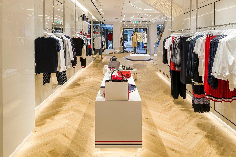 2019 authentisch kaufen Super süße New Tommy Hilfiger Amsterdam Store by rpa:group   Butik ...