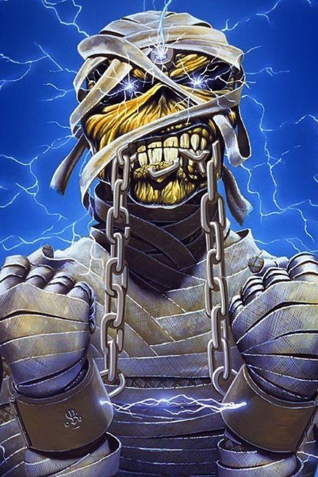 Iron Maiden Iphone Wallpaper