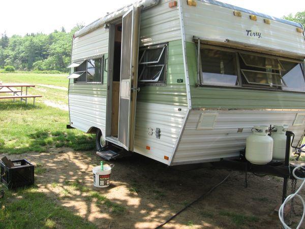 17 Camper Terry Recreational Vehicles Camper Summer Camp