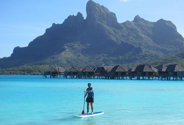 Standup Paddle Thailand
