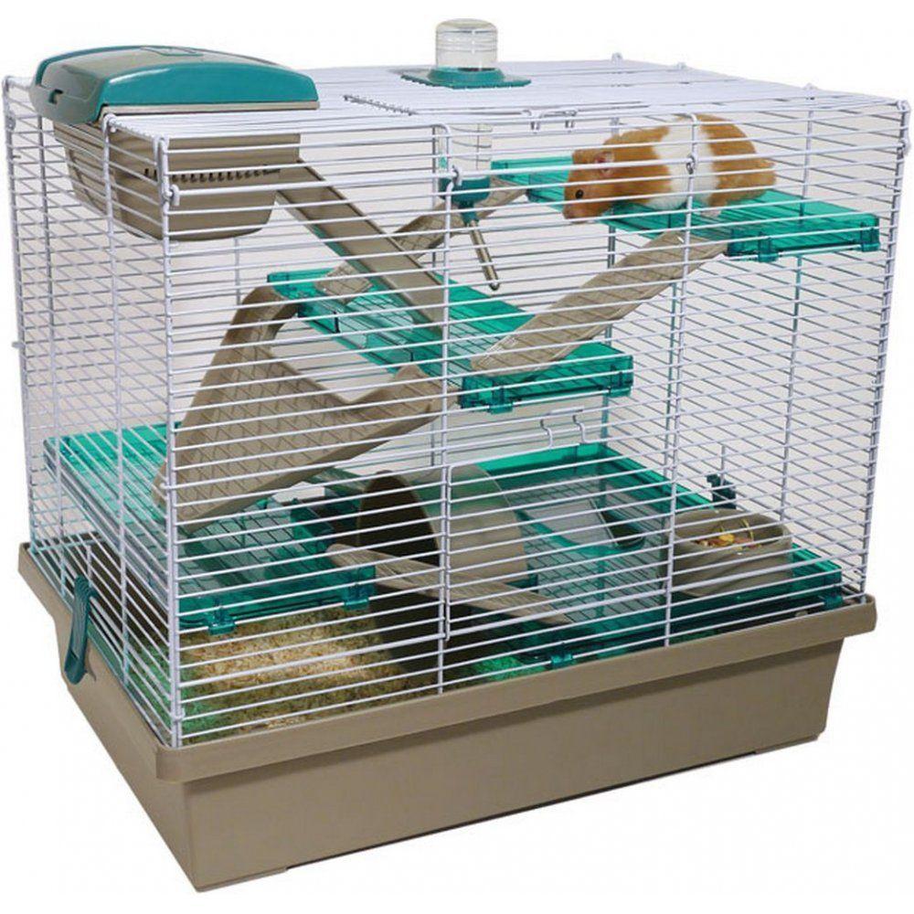 Rosewood PICO Hamster Home, Exta Large, Translucent Teal