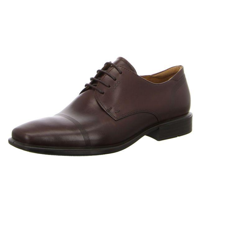 Herren Business Schuhe von ECCO blaubraungraugrünschwarz