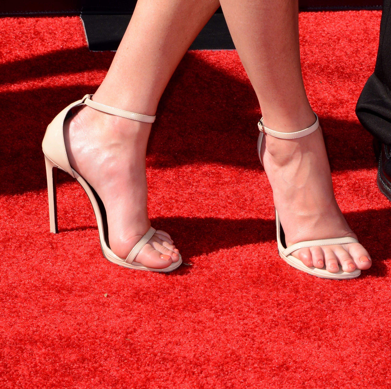 erin andrews high heels