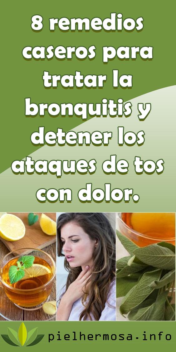 Te Para Bronquitis Aguda