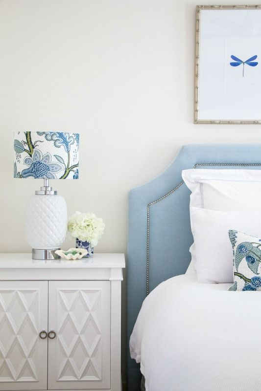 Hampton Home Design Ideas: How To Choose An Upholstered Bedhead