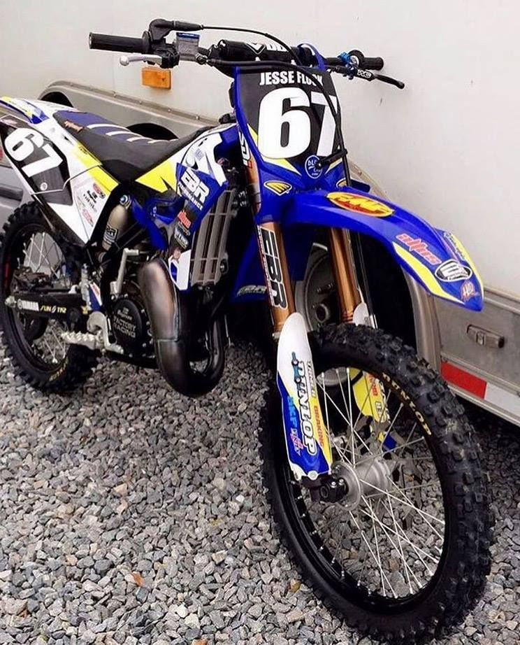 Yamaha Yz We Have One For Lata Dirtbikes Cool Dirt Bikes