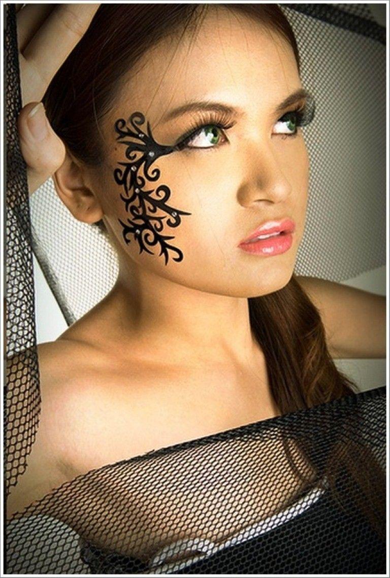 Face tattoos designs ideas face tattoos tattoos face
