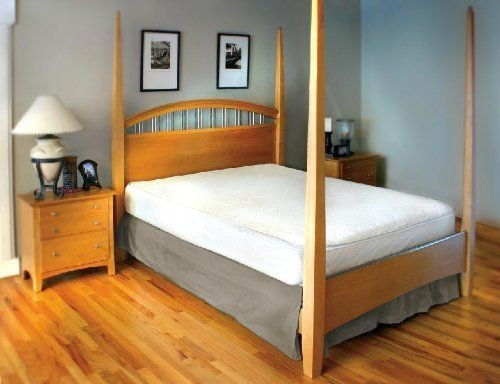 Your Organic Bedroom: Luxury Impressions Deluxe Mattress With Organic Cotton