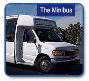 Minibus Los Angeles Ground Transportation Rentals Services Los