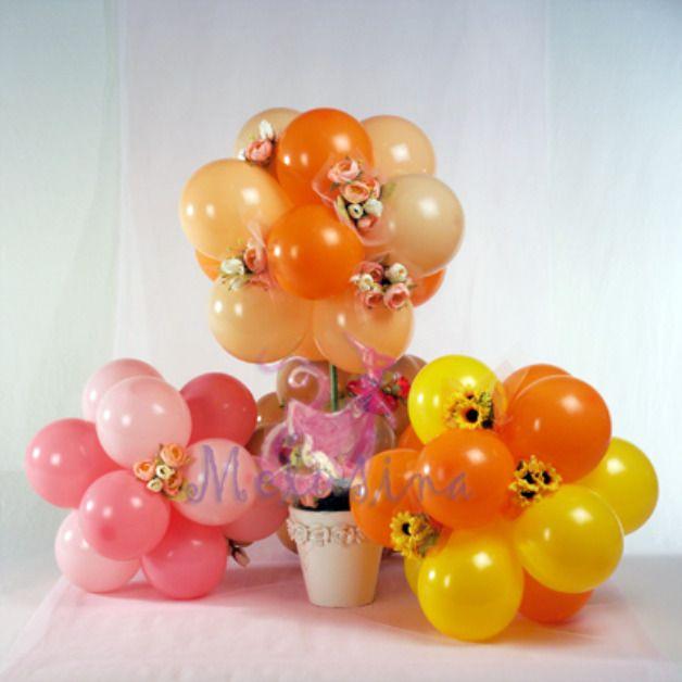 Balloon Centerpieces Birthday Party Centerpiece Ideas Ideas For