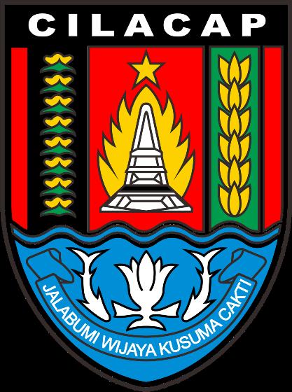 Logo Cilacap Berwarna Pendidikan Warna Desain