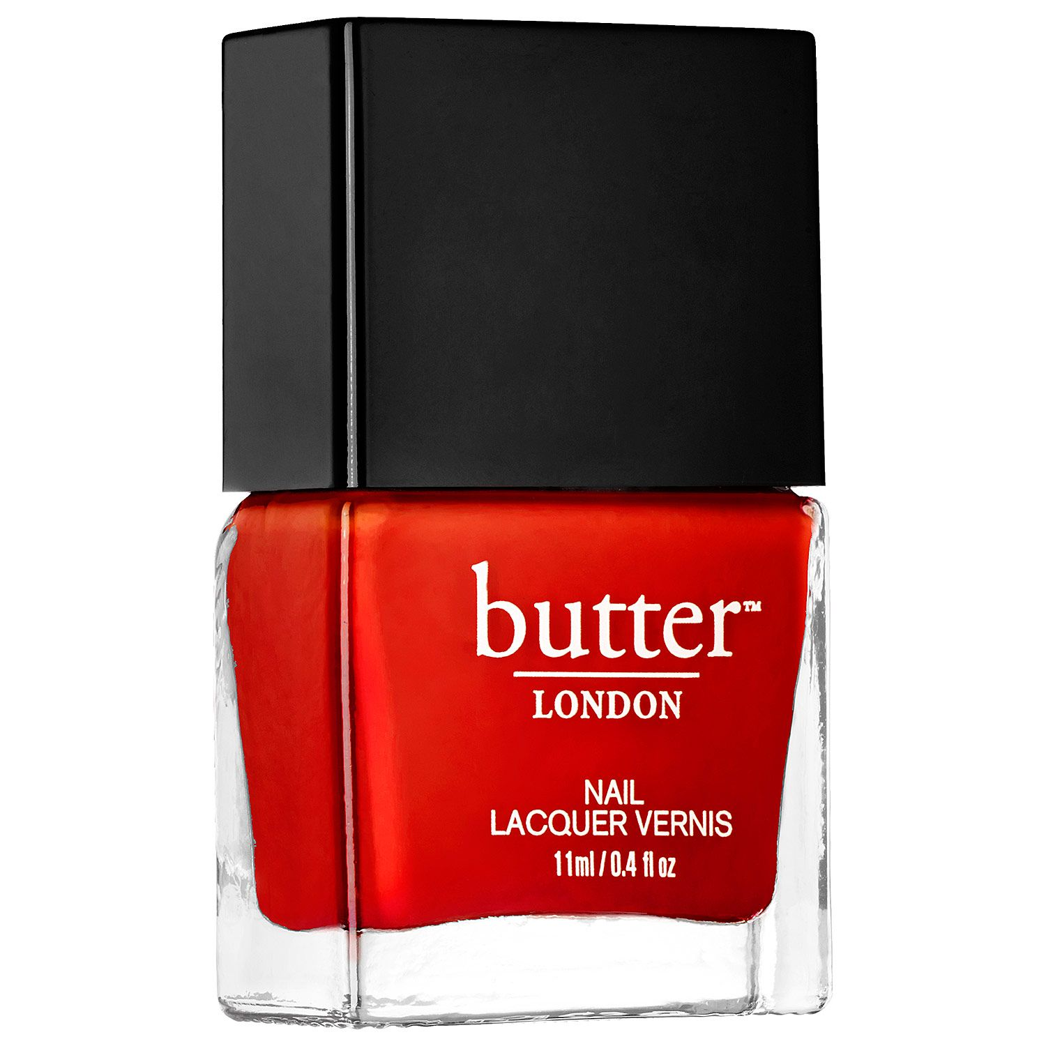 The ultimate wow factor! Butter LONDON - Lolly Brights Collection - Ladybird #Sephora #nailpolish #nailspotting #limitededition