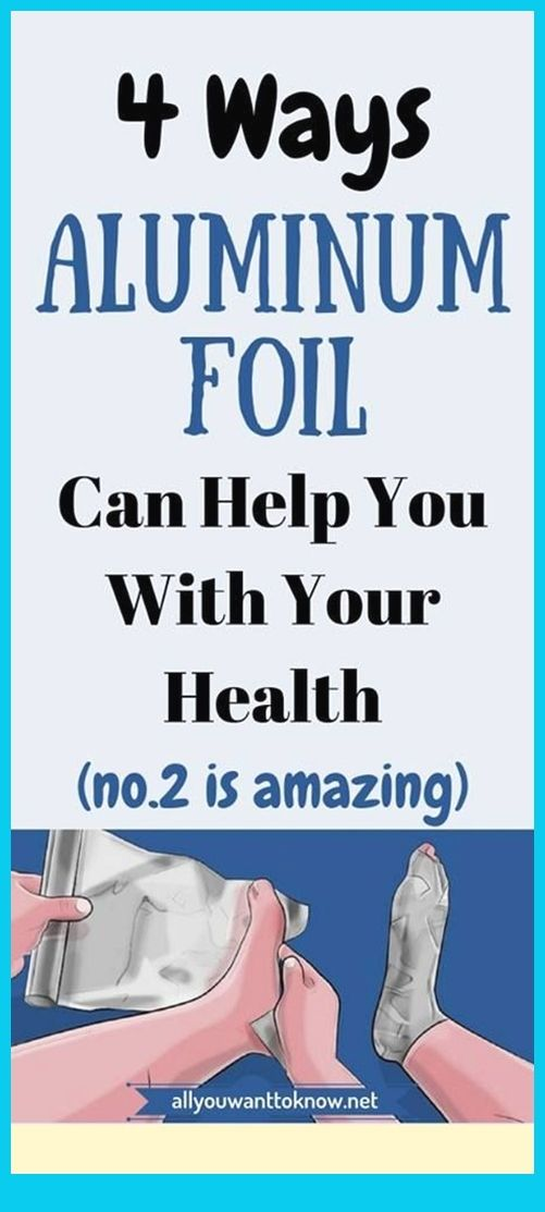 Aluminum Foil Doesn�t Have To Be Used In The Kitch