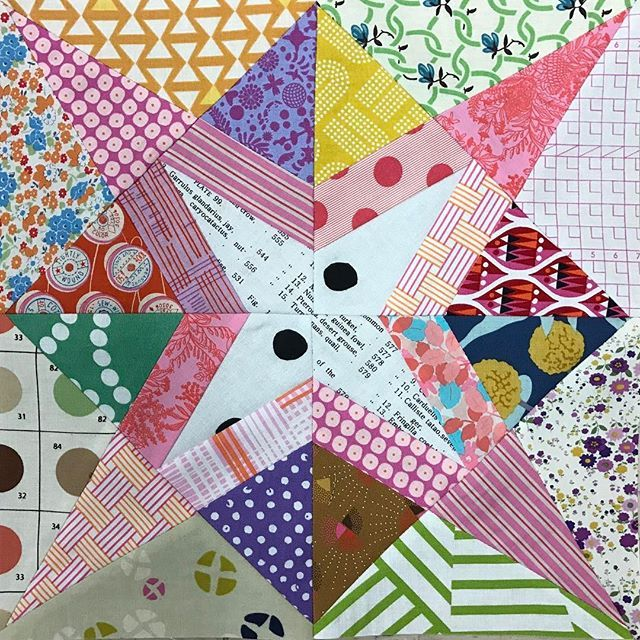 See this block?  It's #3 of our Delilah BOM, and it was COMPLETELY ROTARY CUT AND MACHINE PIECED!  Surprised??? There are several blocks in the program that lend themselves to machine piecing. We still have spaces available if you'd like to join us. www.thequiltasylum.com #thequiltasylum2point0 #delilahbom #thequiltasylumbom #jenkingwelldesigns