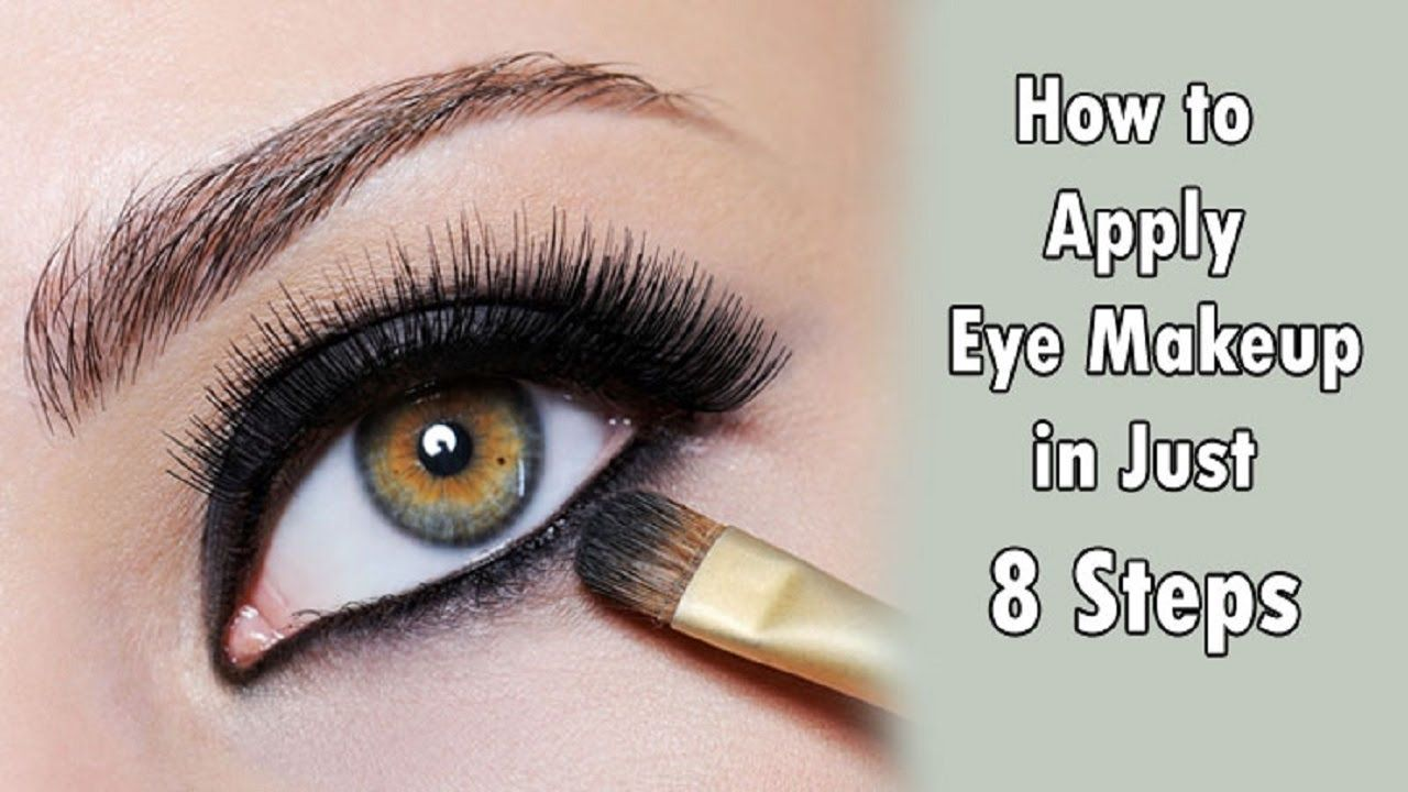 How to Apply Eye Makeup (For Women Over 50). in 2020