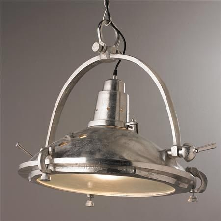 Nautical Industrial Pendant Light Peter Kitchen Pinterest - Nautical kitchen pendant lighting