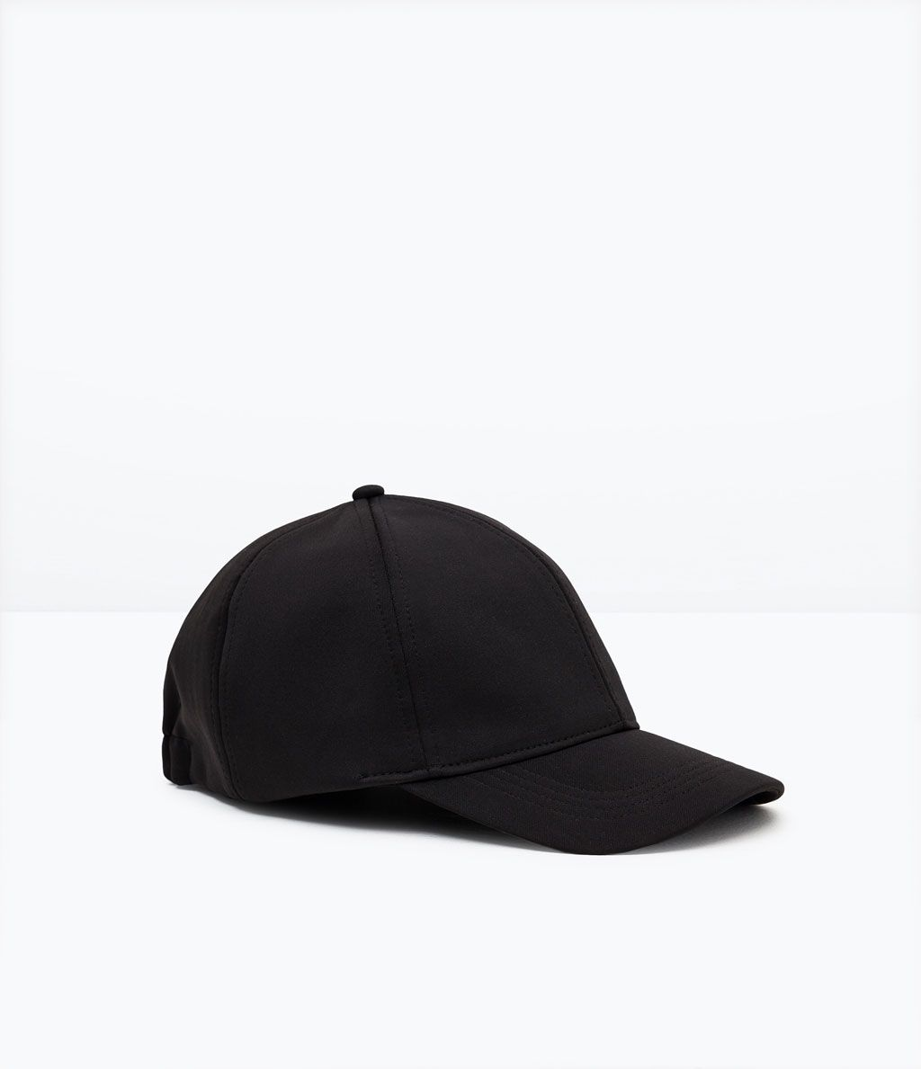 54404d4b8d CAP WITH VISOR-View all-Accessories-MAN   ZARA United States   back ...