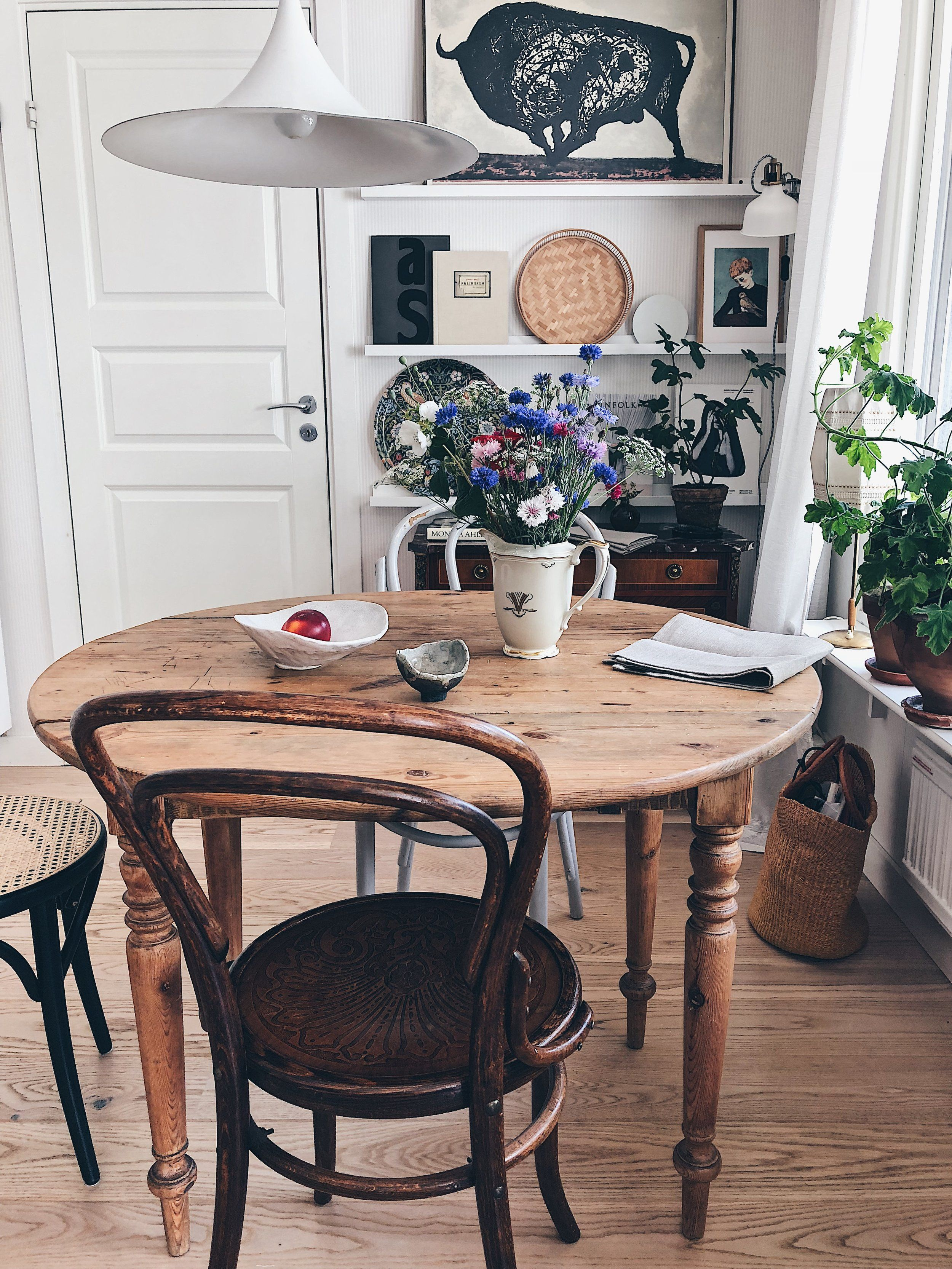 At Home With Camilla Larsson Nordique Nordic Lifestyle Scandinavian Design Nordic Products Scandinavian Travel Dining Room Design Dining Room Decor Interior