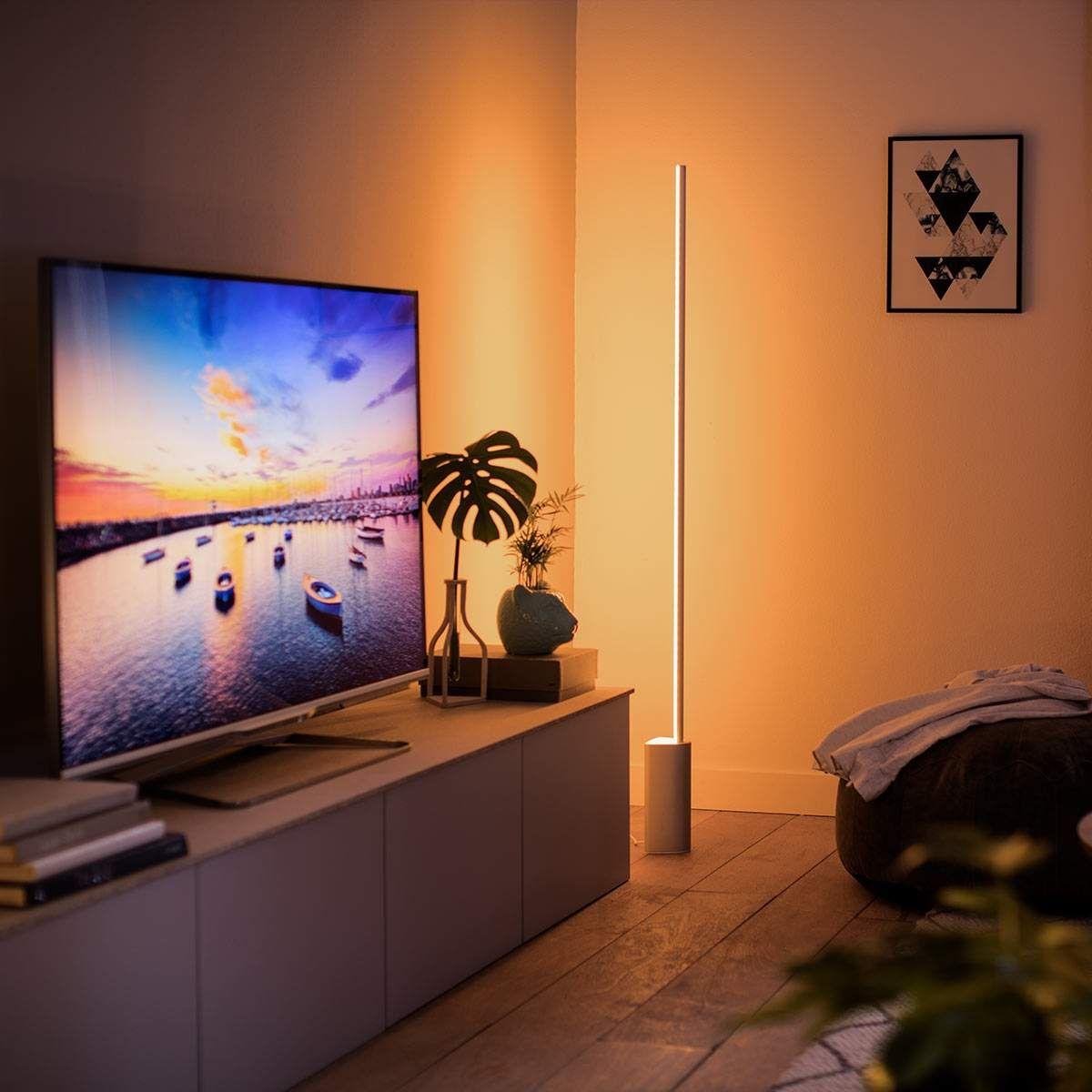 Philips Hue Signe Led Stehleuchte Beleuchtungskonzepte Led Stehleuchte Beleuchtung