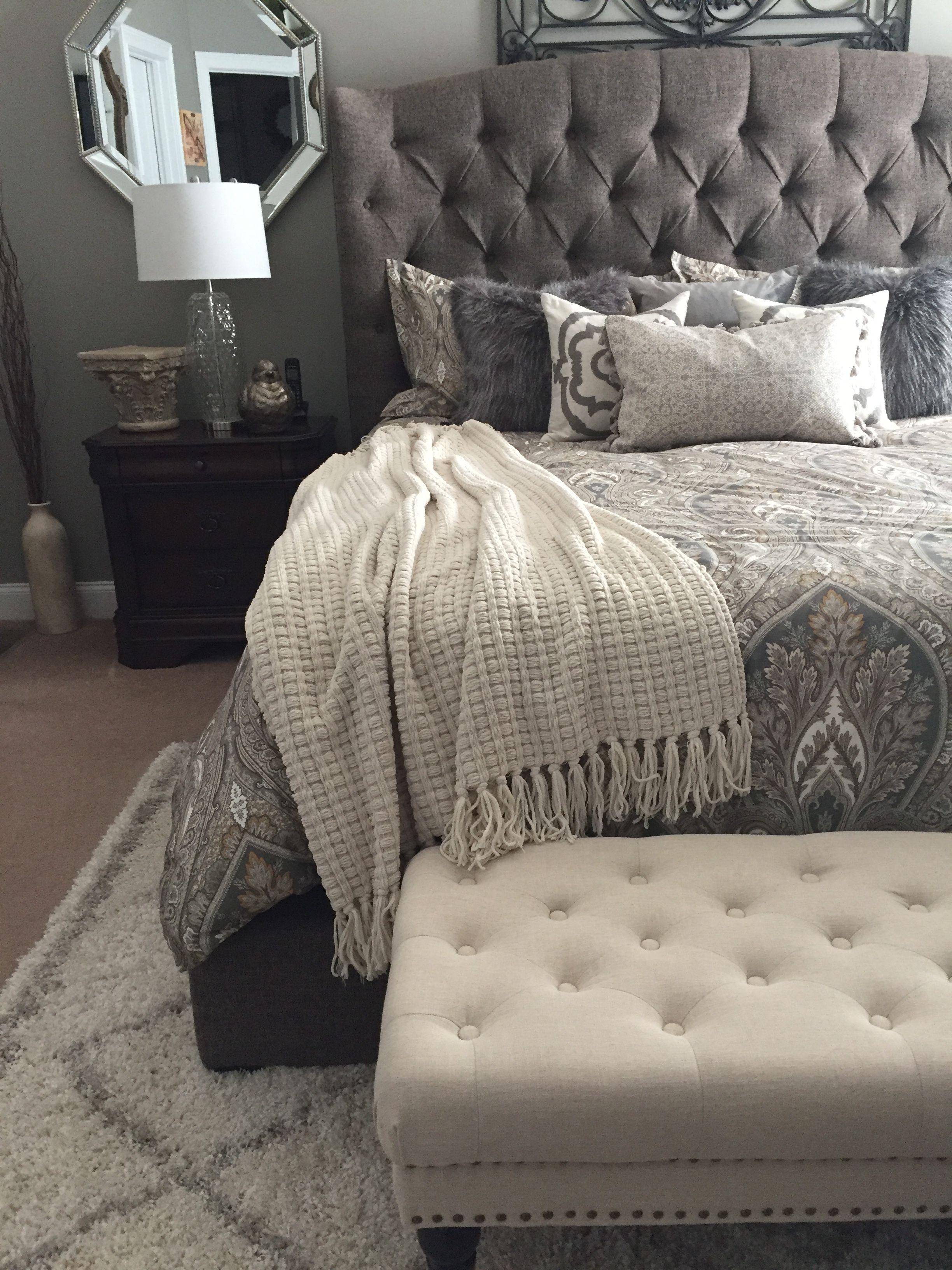 Enticemedear ♔ Bedroom Decor Home Cozy House