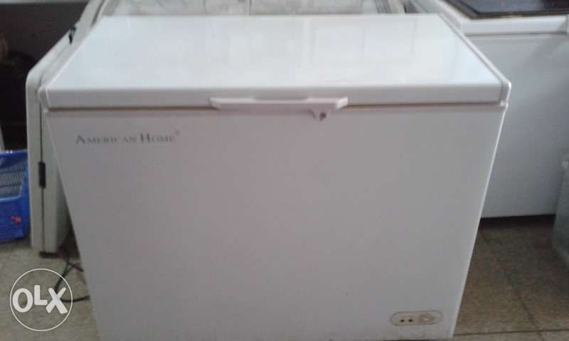 View Chest Freezer (11 cubic feet) for sale in Pasig on