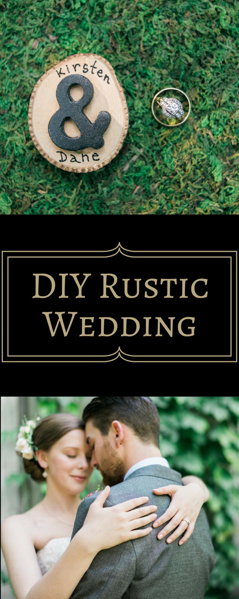 A pitch for heaven u a diy rustic wedding rustic chic wedding